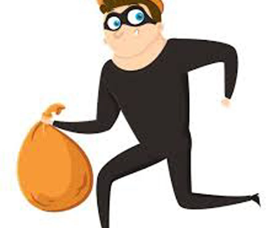 Now theft here in Jalore