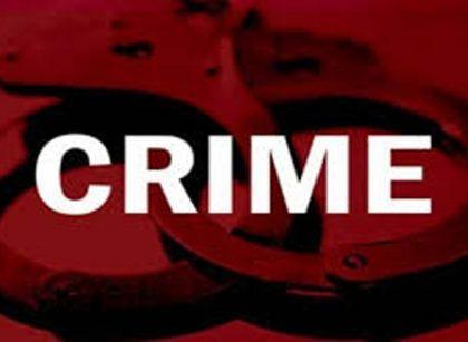 Development arresting Rajesh Nagar arrested