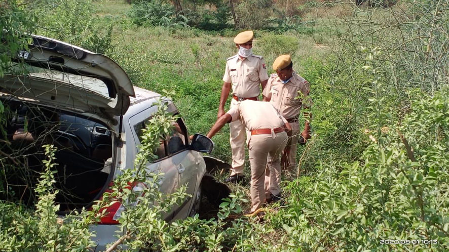 Doda caught now in Jalore