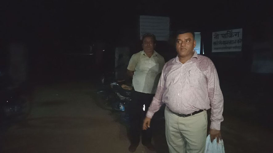 Patwari arrested red-handed taking bribe of 7 thousand