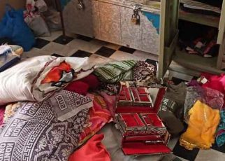 Police helplessness in Rewatra, thieves fall heavily