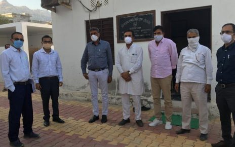 Officials gave assurance to provide container
