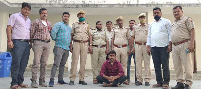 660 grams of opium milk recovered, accused arrested in the case